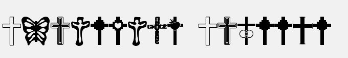 Christian Crosses